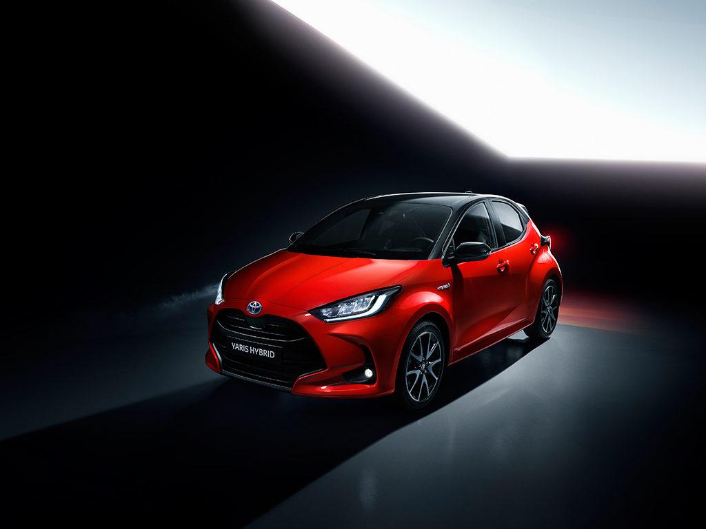 Nuevo Toyota Yaris, eminentemente urbano
