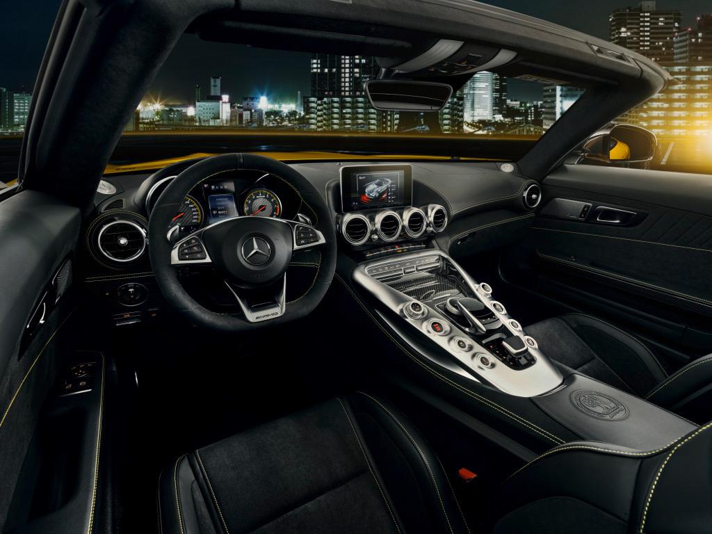 Mercedes-Benz AMG GT S Roadster ya en el mercado