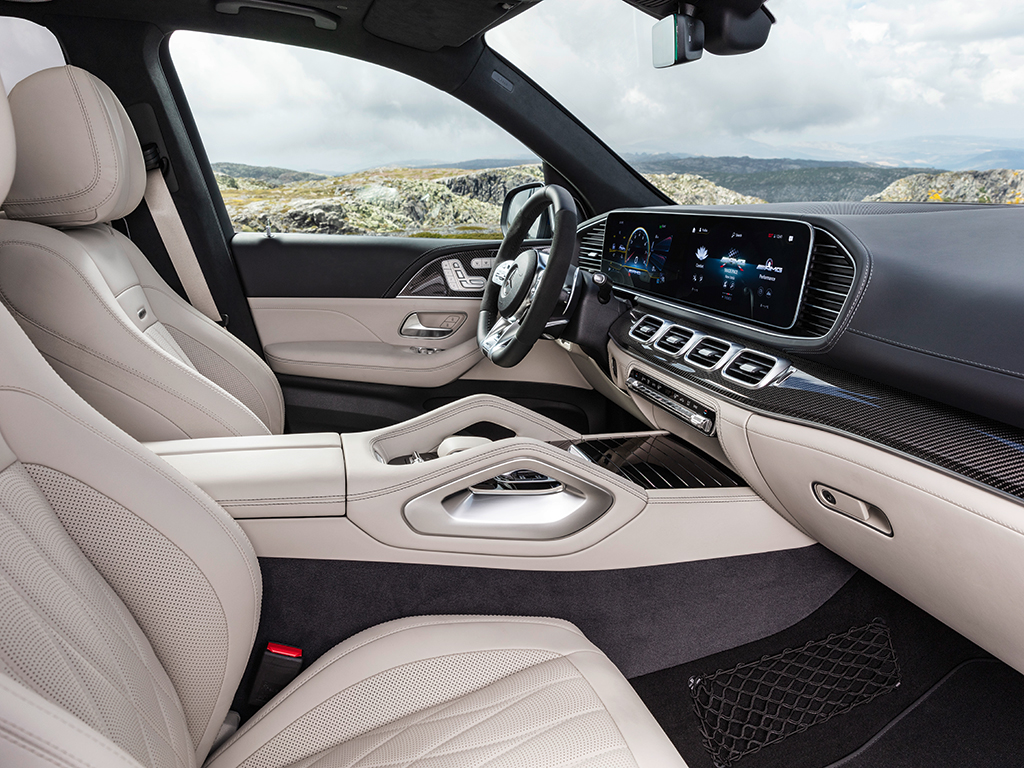 Mercedes-Benz AMG GLE 63 4MATIC+ y 63 S 4MATIC+