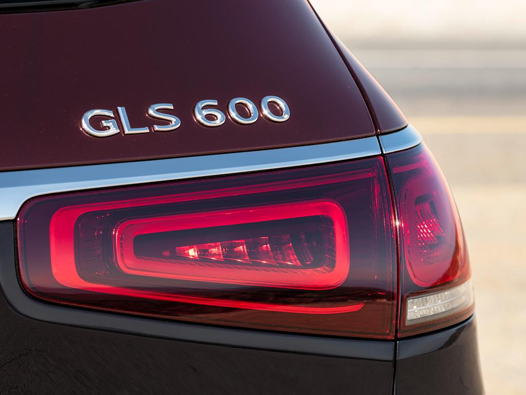 Mercedes-Maybach GLS 600 4MATIC el sumun del lujo