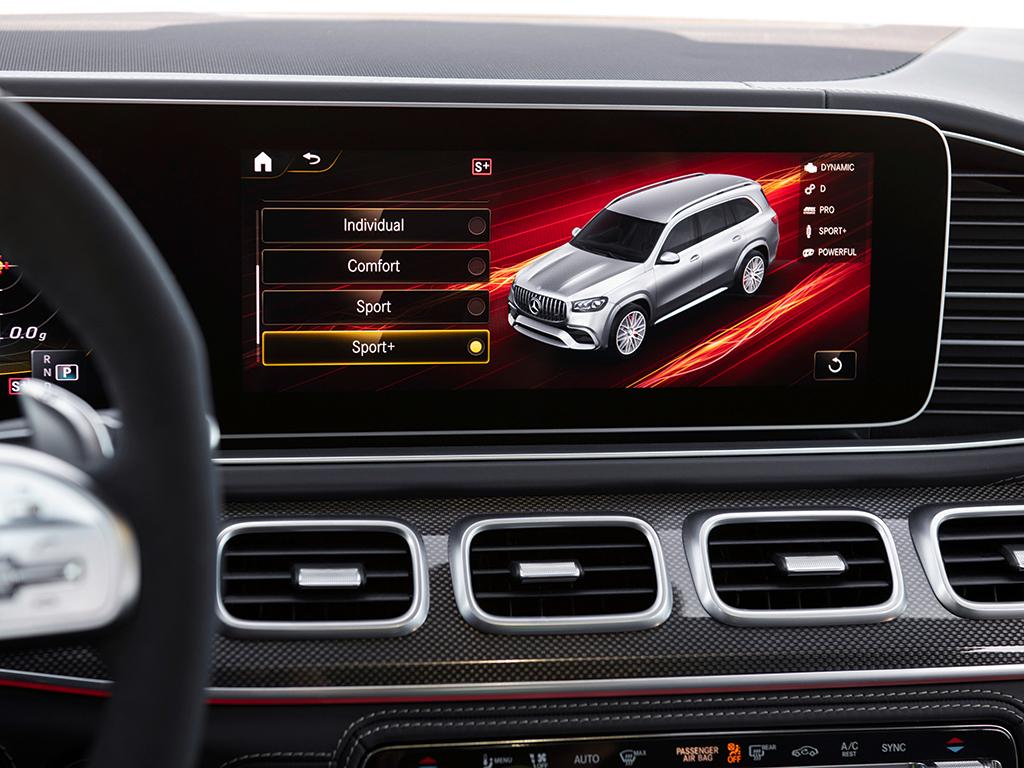 Nuevo Mercedes-Benz AMG GLS 63 4MATIC+