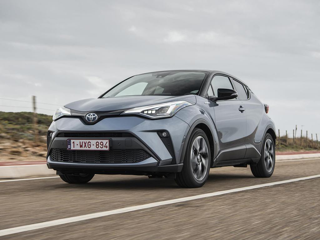 A la venta el renovado Toyota C-HR