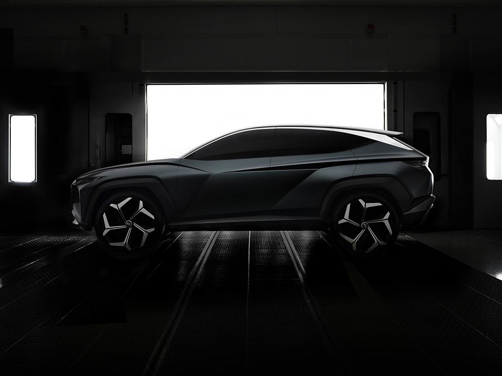 Hyundai Vision T, la visión del SUV PHEV de Hyundai