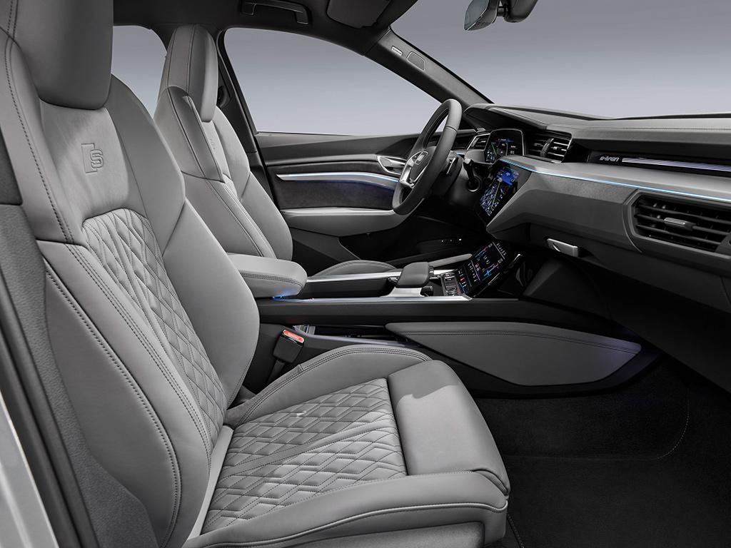 AUDI e-Tron Sportback, el futuro es eléctrico