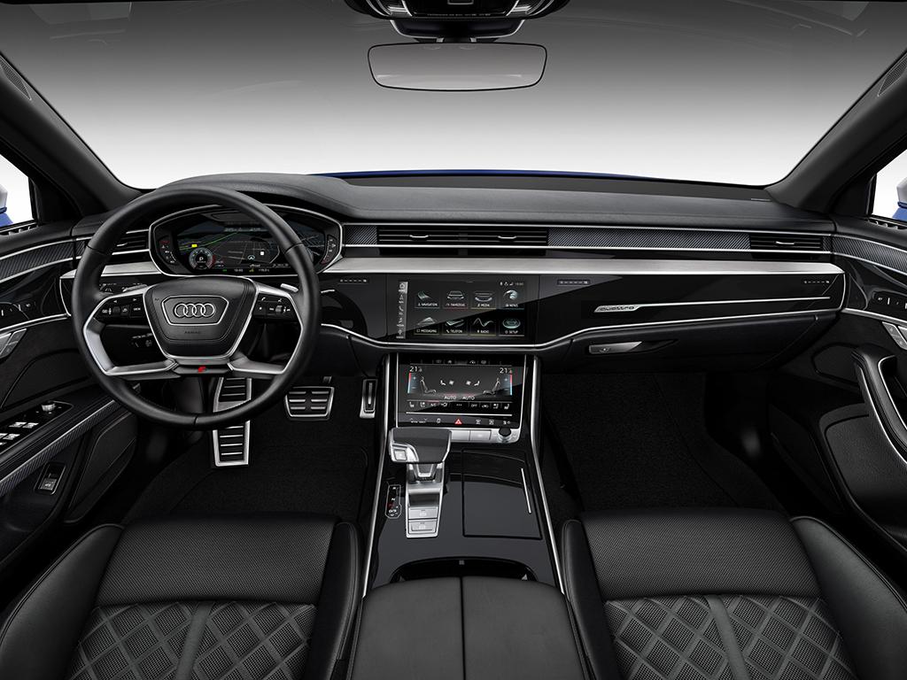Nuevo Audi S8, lujo a otro nivelNuevo Audi S8, lujo a otro nivel