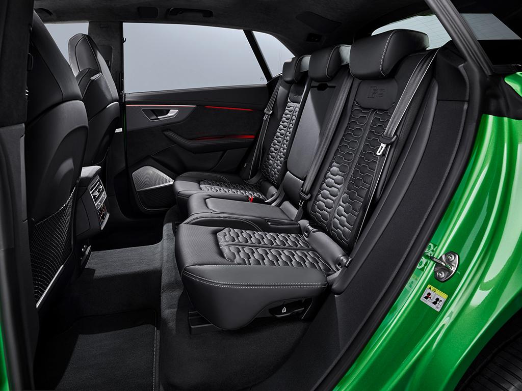 Nuevo Audi RS Q8, rendimiento de primer nivel