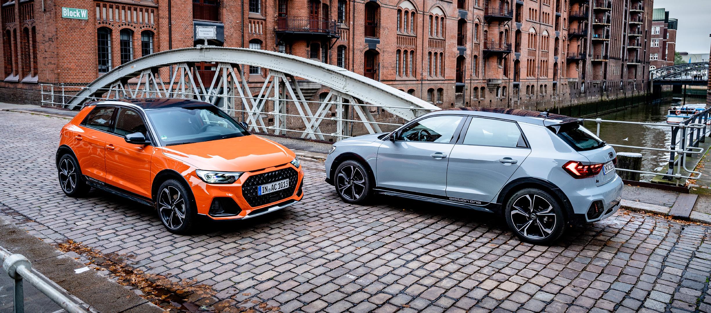 Nuevo Audi A1 Citycarver