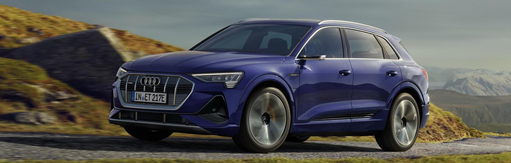 El Audi e-Tron incorpora una nueva actualización técnica