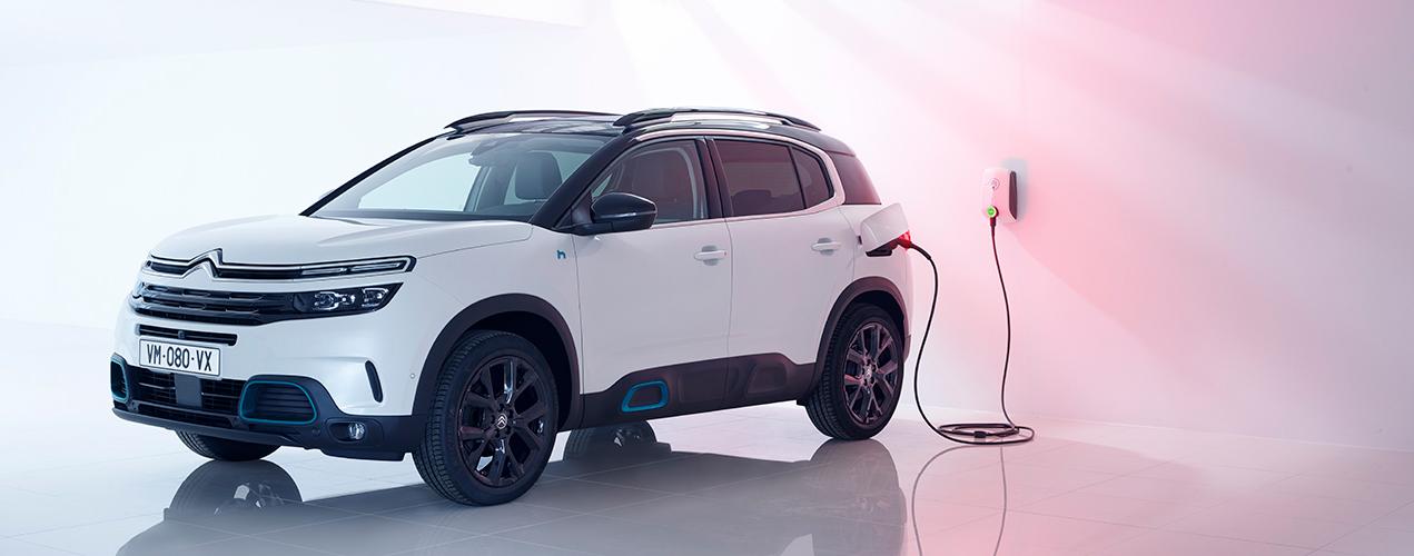 Nuevo SUV C5 Aircross Hybrid