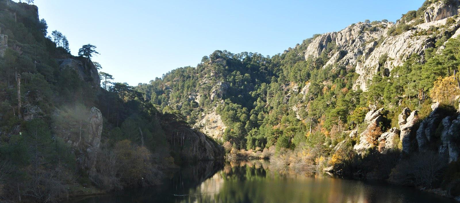Ruta por la Sierra de Cazorla - 4x4 Etapa 1