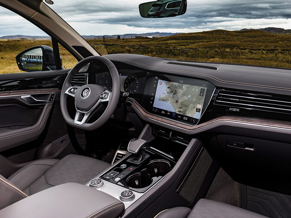 Nuevo Volkswagen Touareg 4.0 V8 TDI 4Motion