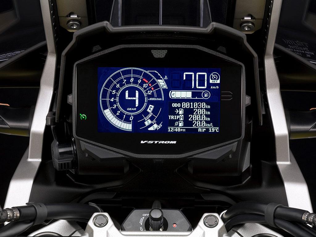 Suzuki presenta la nueva V-Strom 1050