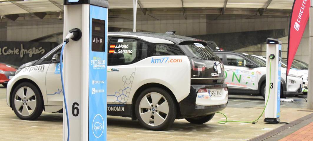 Garantizada la energía necesaria para el ECO Rally de la Comunidad Valenciana