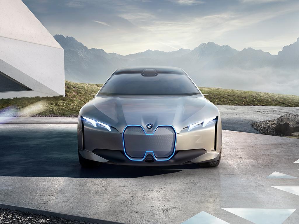 BMW i4 gama media premium totalmente eléctrico