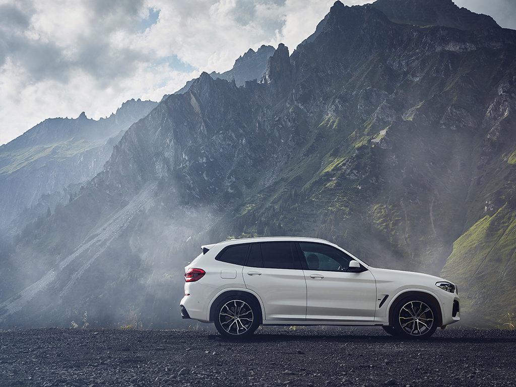 Nuevo BMW X3 xDrive30e