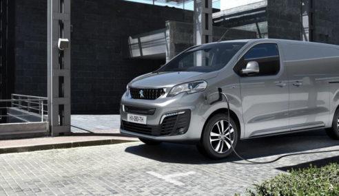 Peugeot e-Expert ya en el mercado español