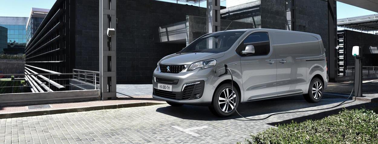 Nueva Peugeot e-Expert
