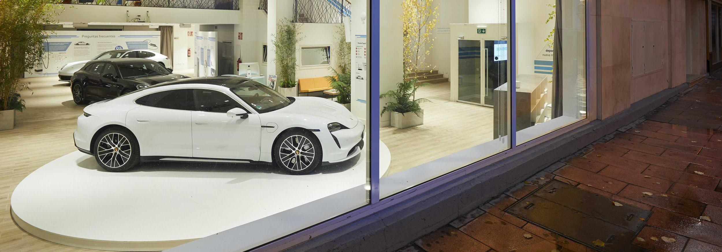 Porsche Ibérica abre las puertas de Espacio Cero