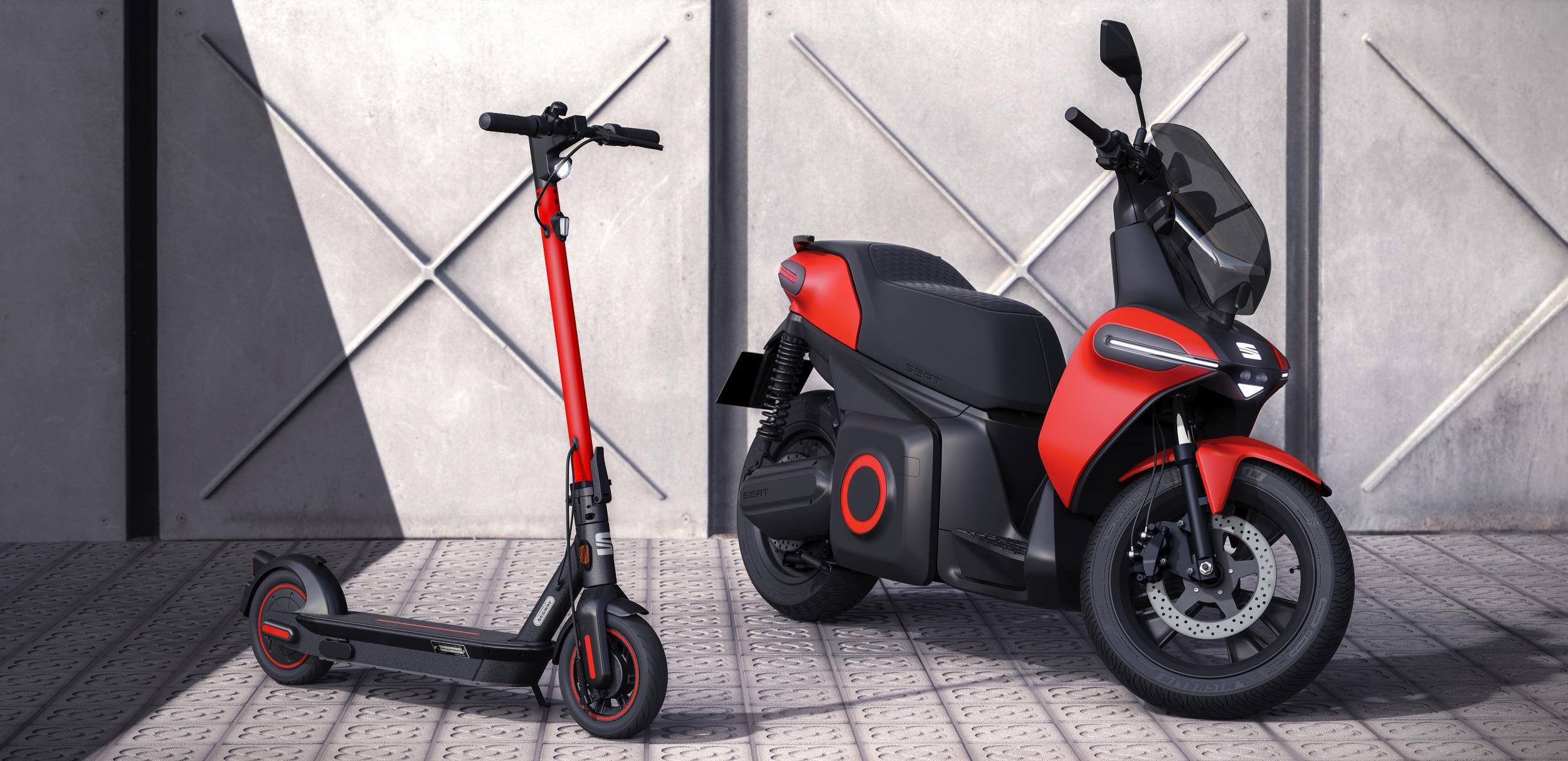 Nueva unidad de negocio de SEAT para su Urban Mobility