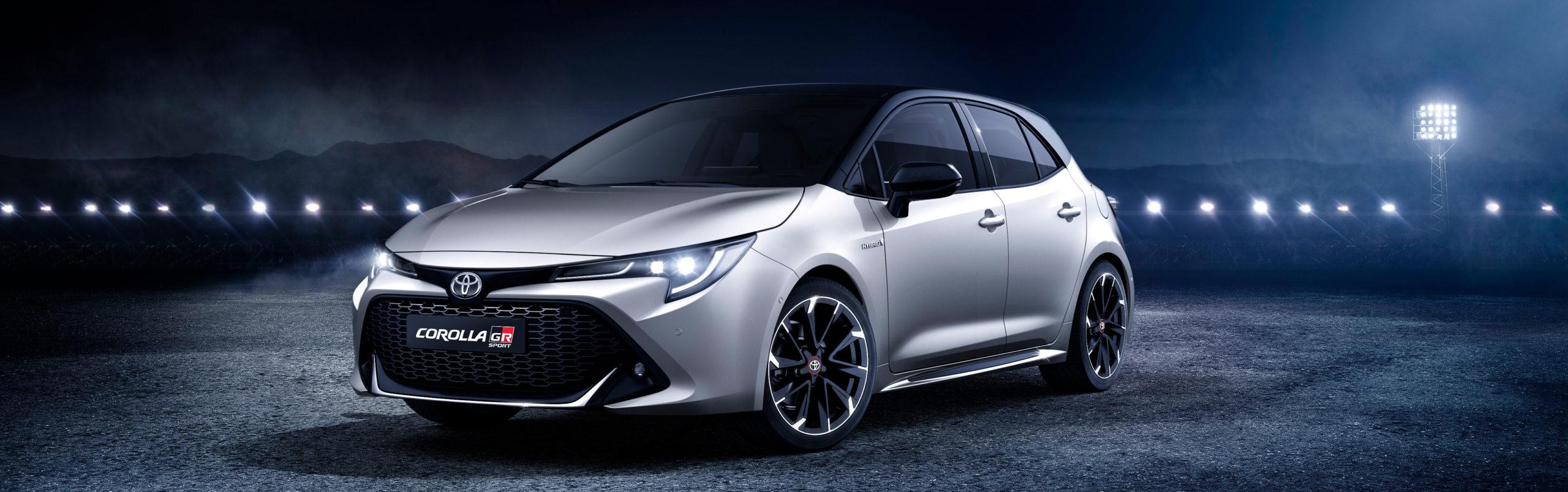 Toyota lanza el nuevo Corolla GR-SPORT