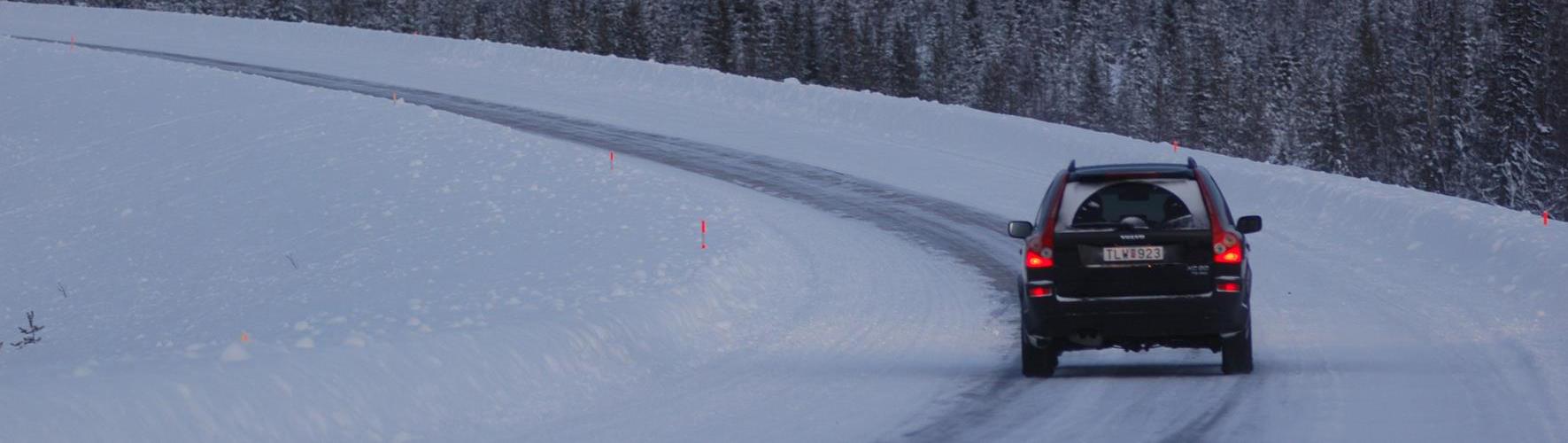 Consejos para conducir en la nieve