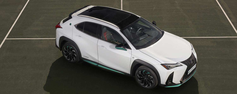 Lexus UX 250h Tennis Cup Edition