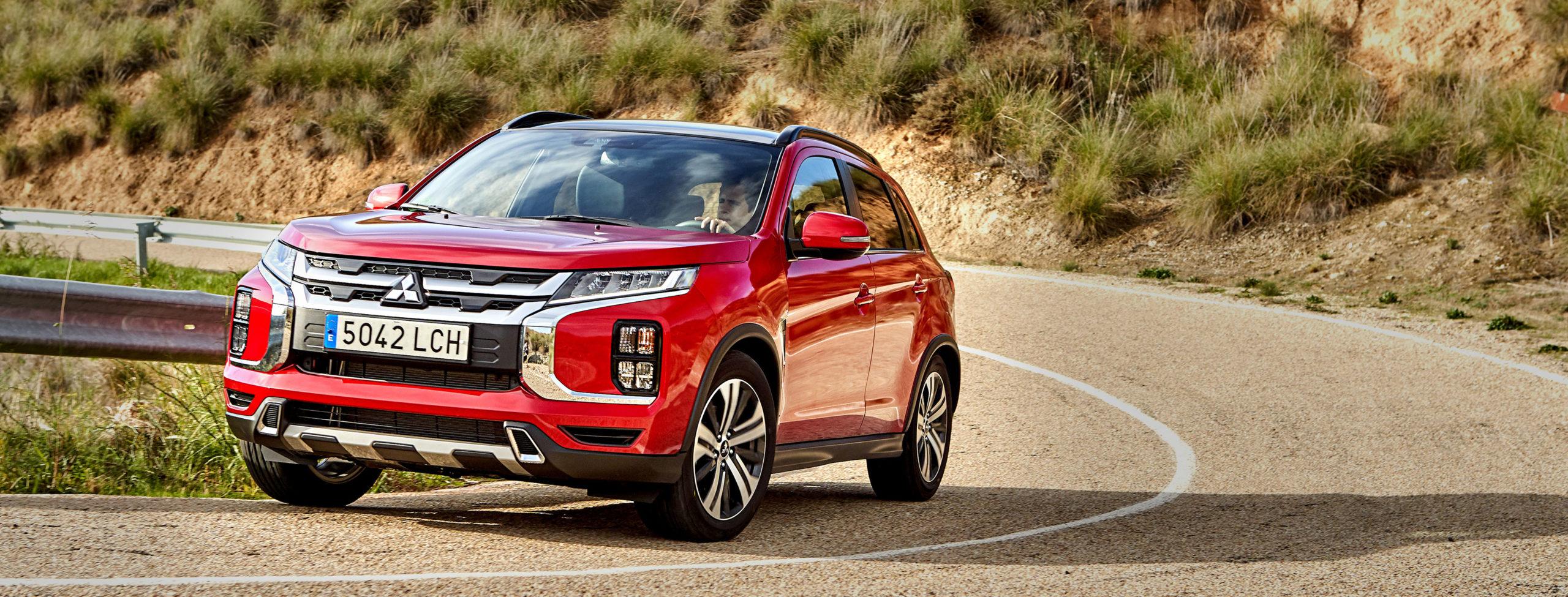 Mitsubishi crece en el Mercado Europeo y sobre todo en el Español