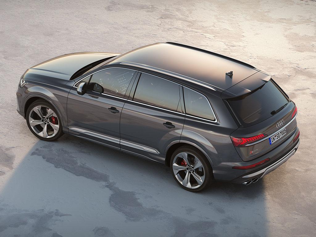 Audi SQ7 ya a la venta en el mercado español