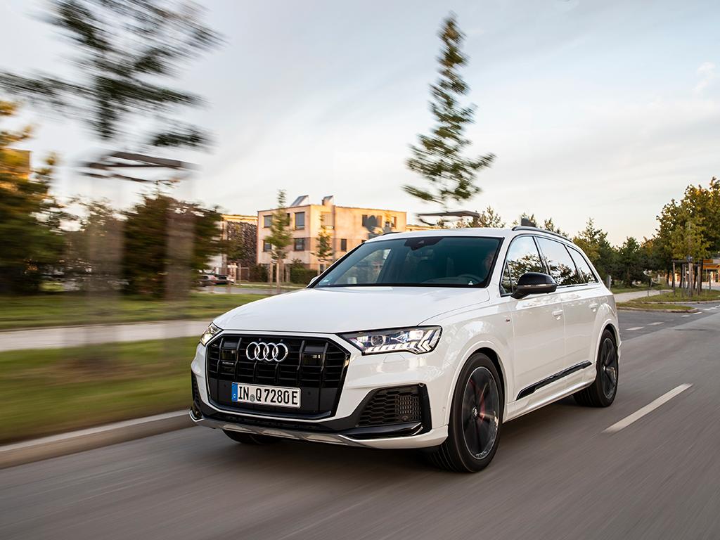 Nuevo Audi Q7 60 TFSIe quattro a la venta en el mercado español