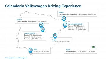 Vuelve la Volkswagen Driving Experience