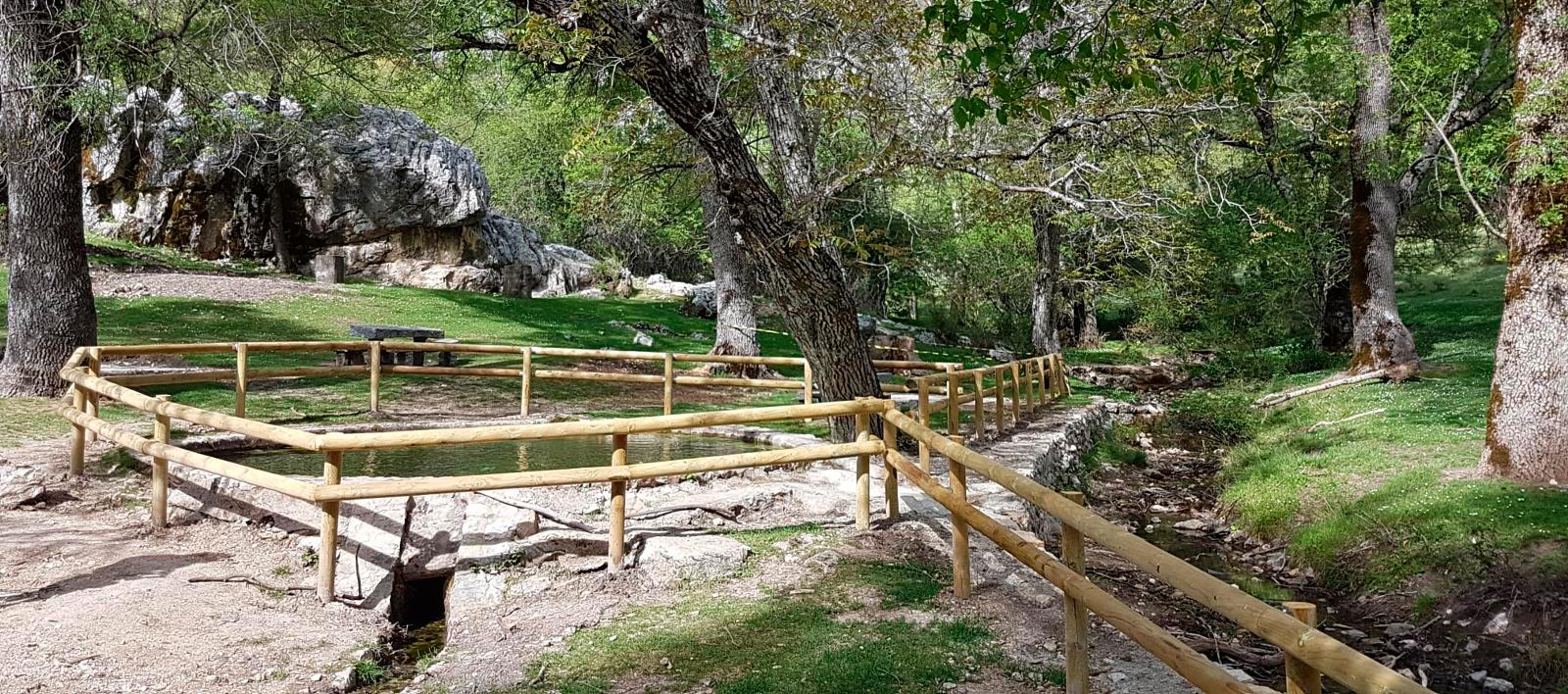 Ruta por la Sierra de Cazorla - 4x4 Etapa 2