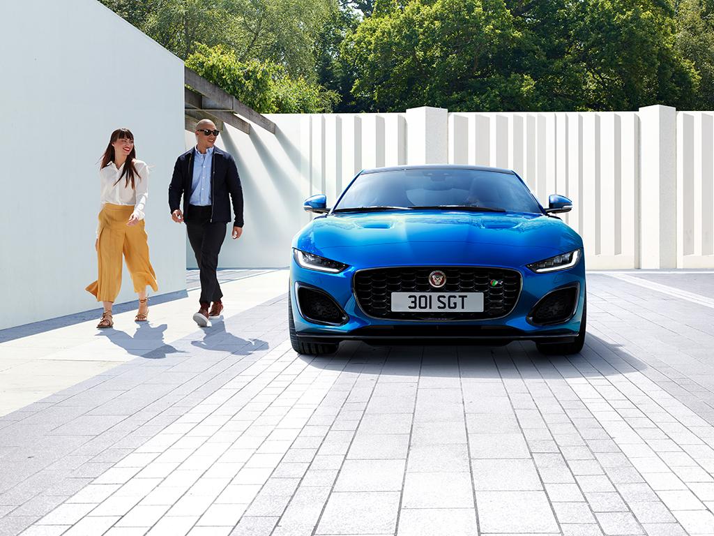 Nuevo Jaguar F-Type