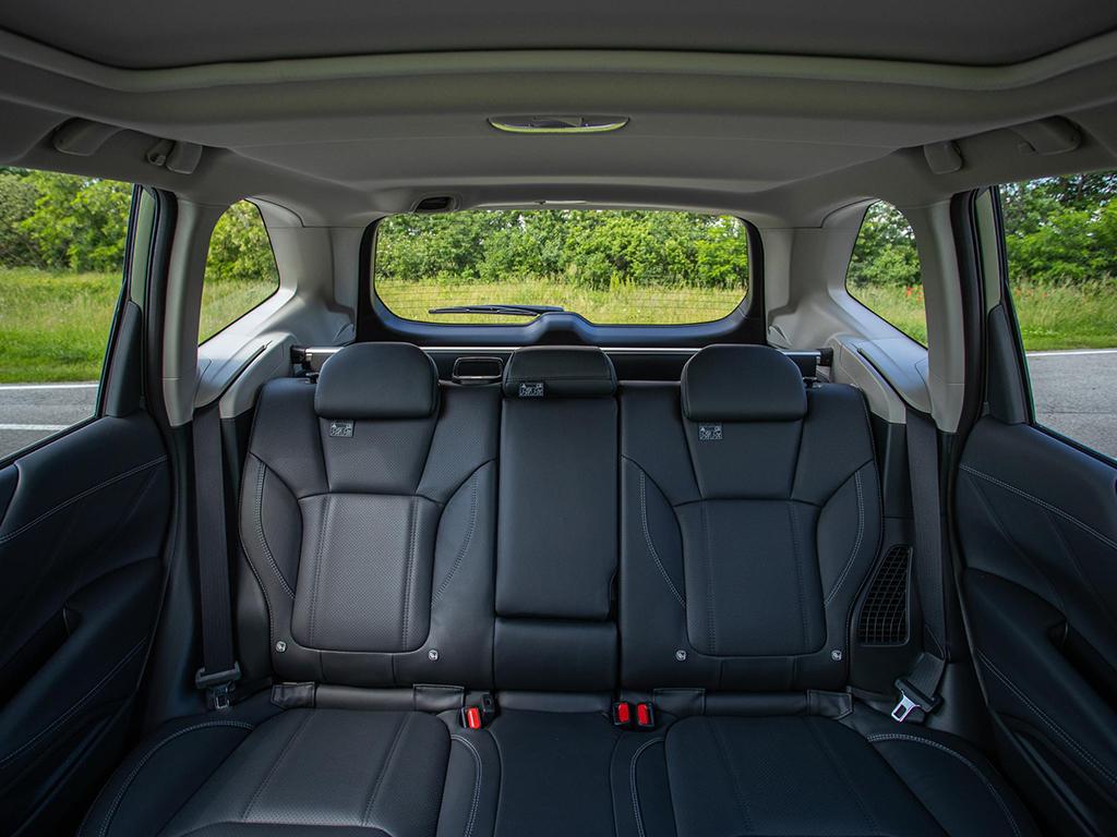 Nuevo Subaru Forester ECO Hybrid