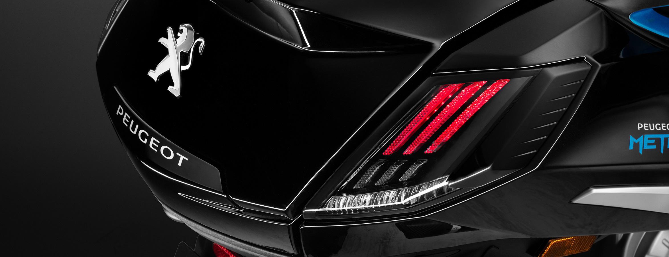 Peugeot Metropolis RS Concept, lo nuevo de 3 ruedas