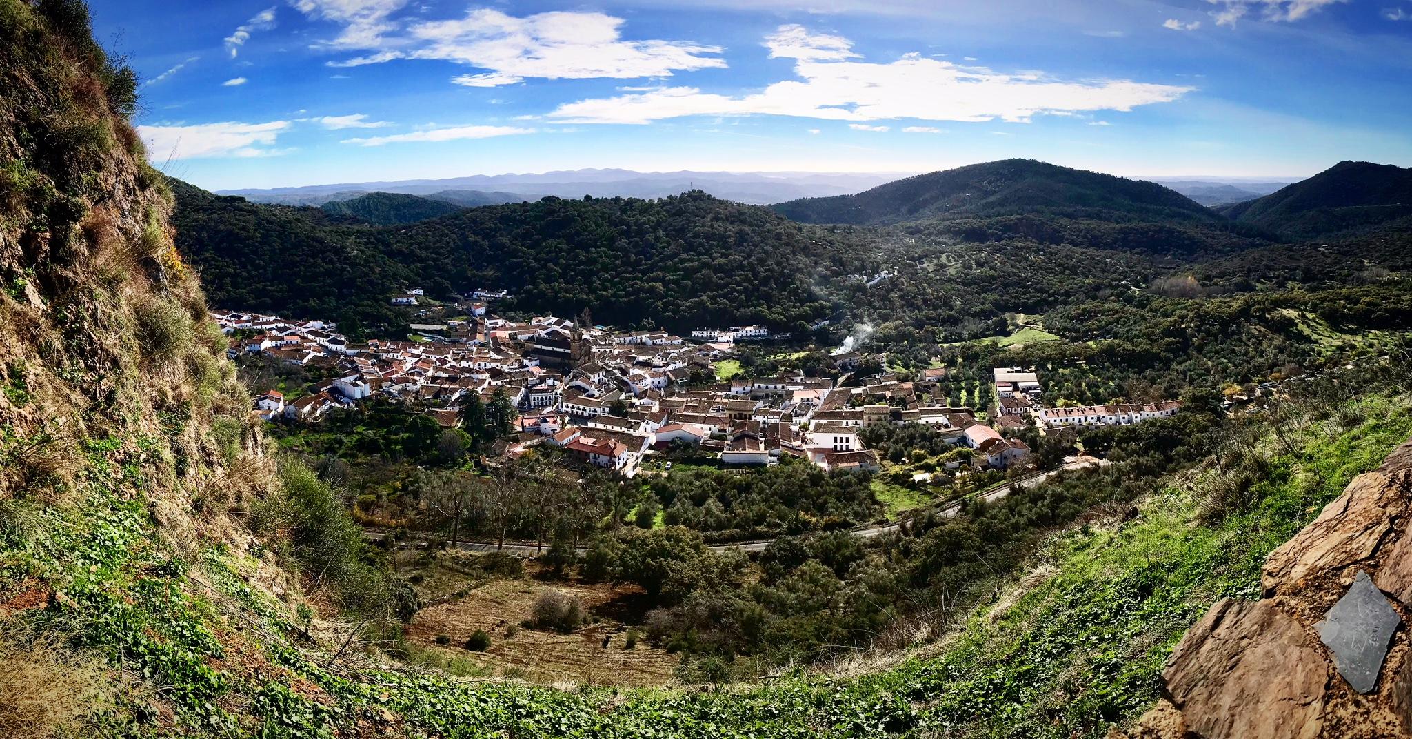 Sierra de Aracena -Ruta 4x4