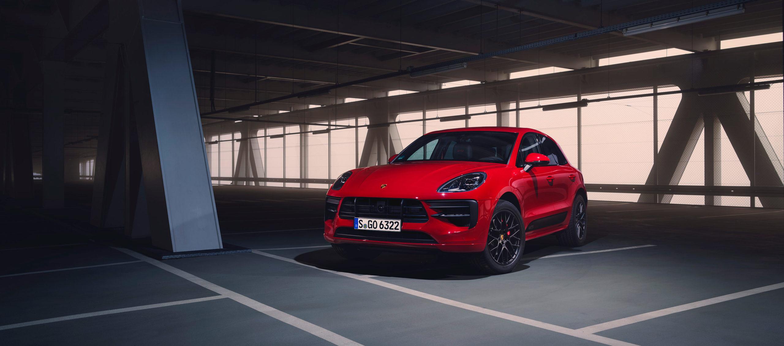 Nuevo Porsche Macan GTS, marcadamente deportivo