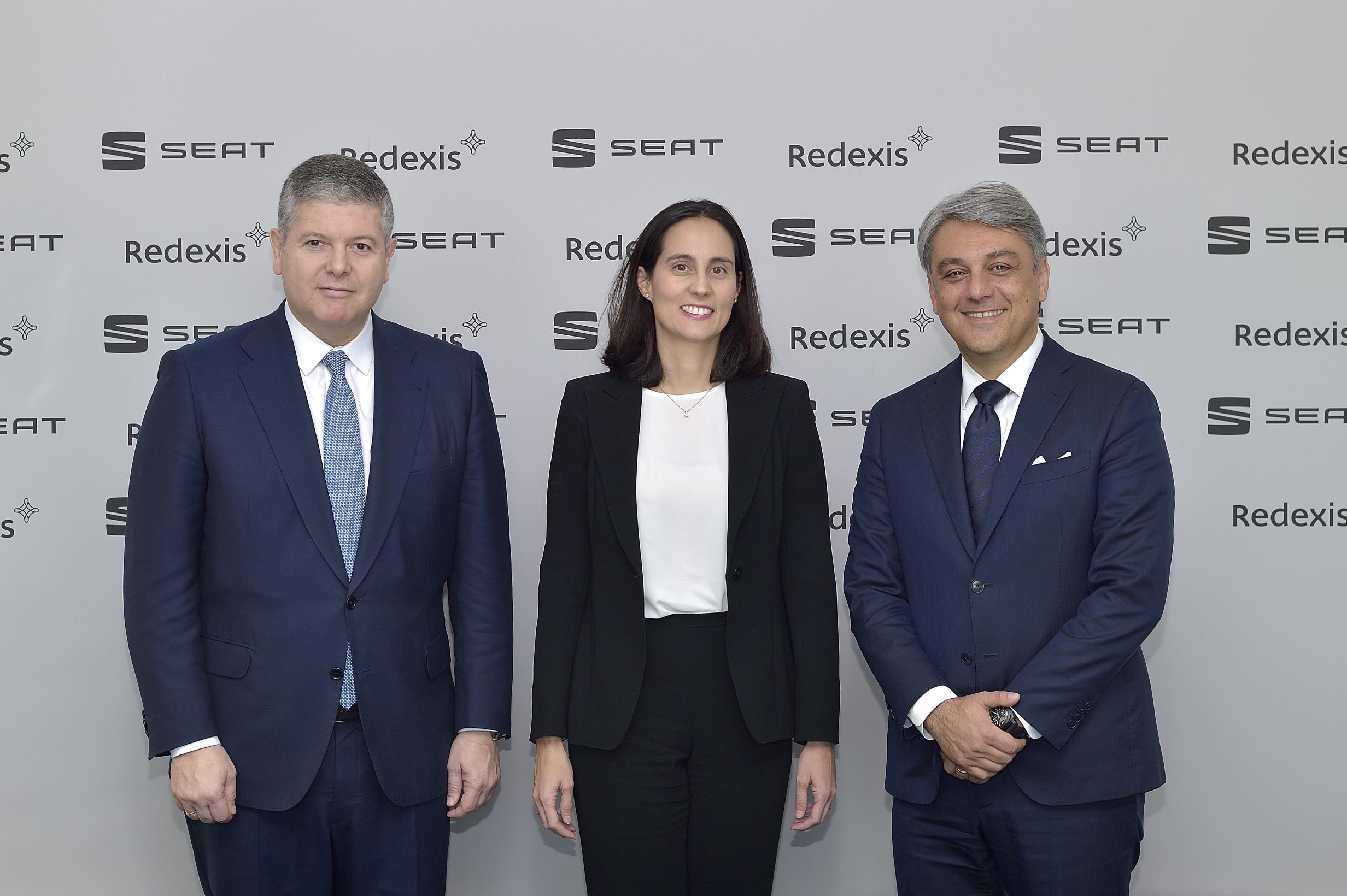 SEAT y Redexis colaborarán para impulsar la movilidad sostenible