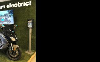 Colaboración entre BMW Motorrad y ECOLTRA