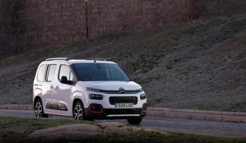 Citroën Berlingo nuevos acabados para la gama
