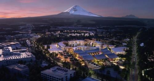 Toyota Woven City, la ciudad del futuro