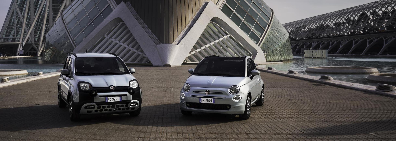 Nuevos FIAT 500 y Panda Hybrid