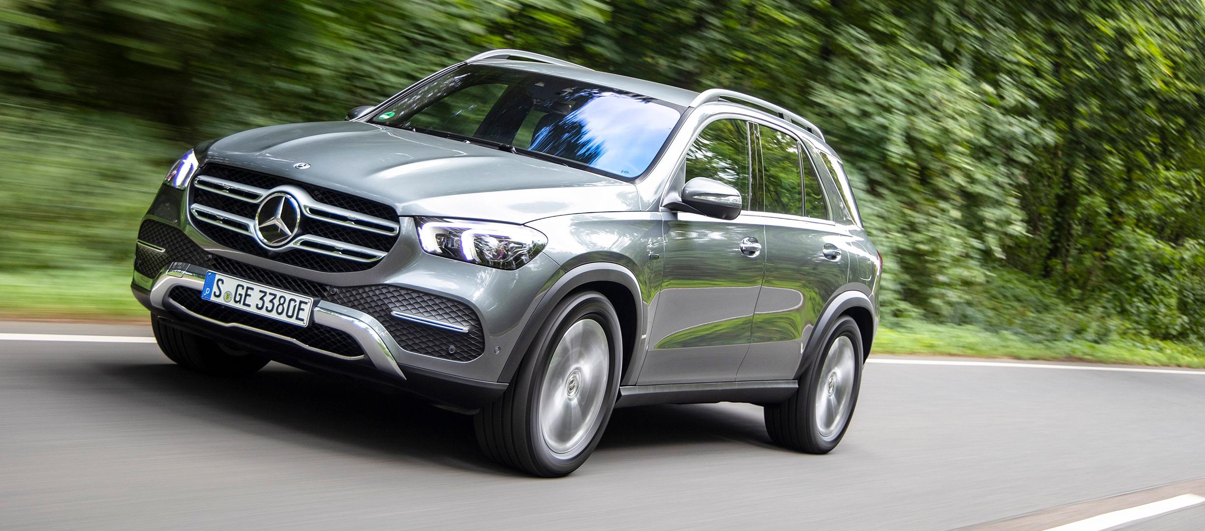 Ya se admiten pedidos del Mercedes-Benz GLE 350 de 4MATIC
