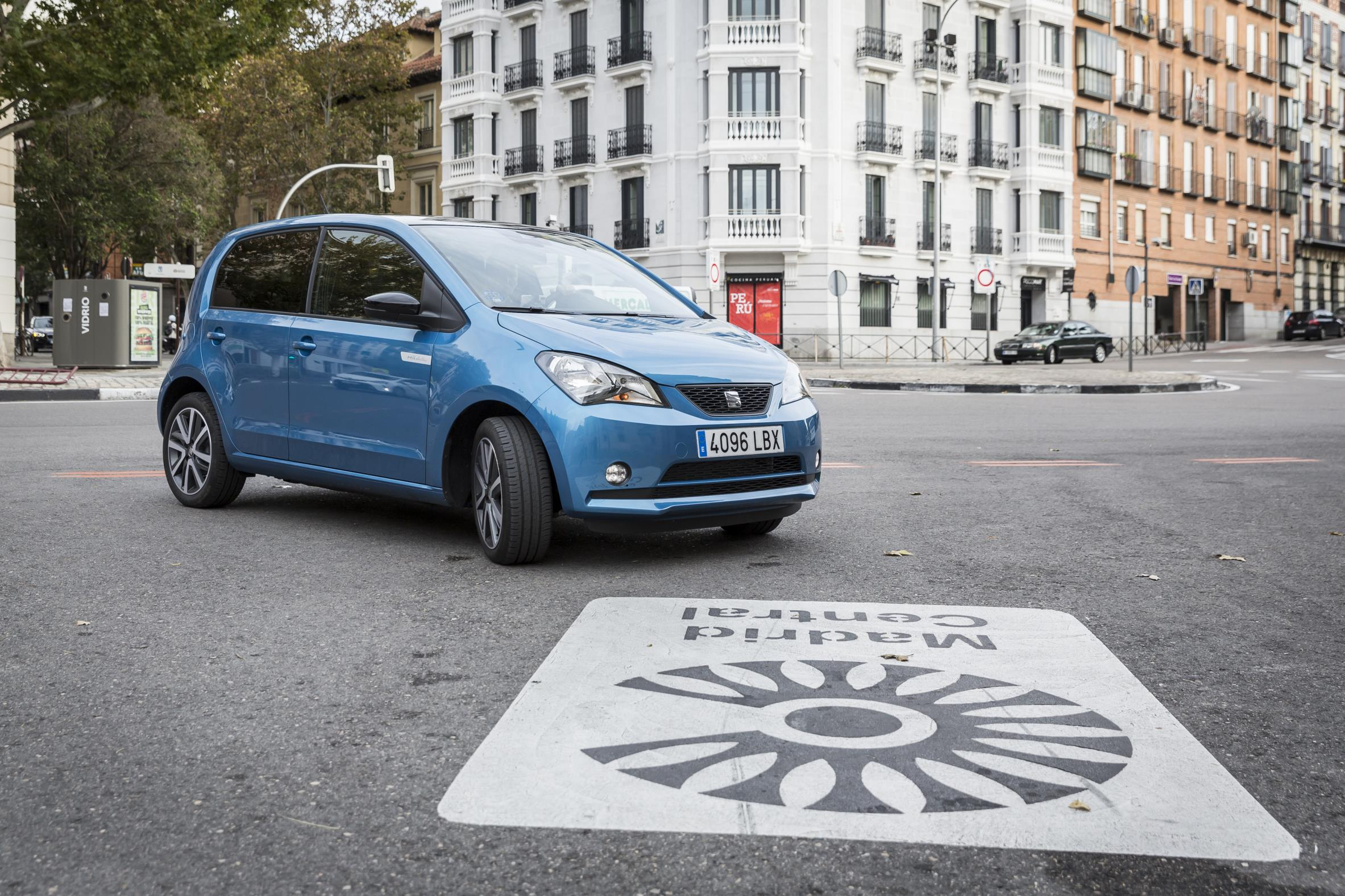 SEAT se incorpora a Madrid in Motion