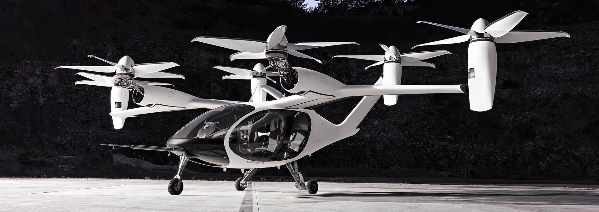 Toyota tiene un transporte alternativo, el eVTOL