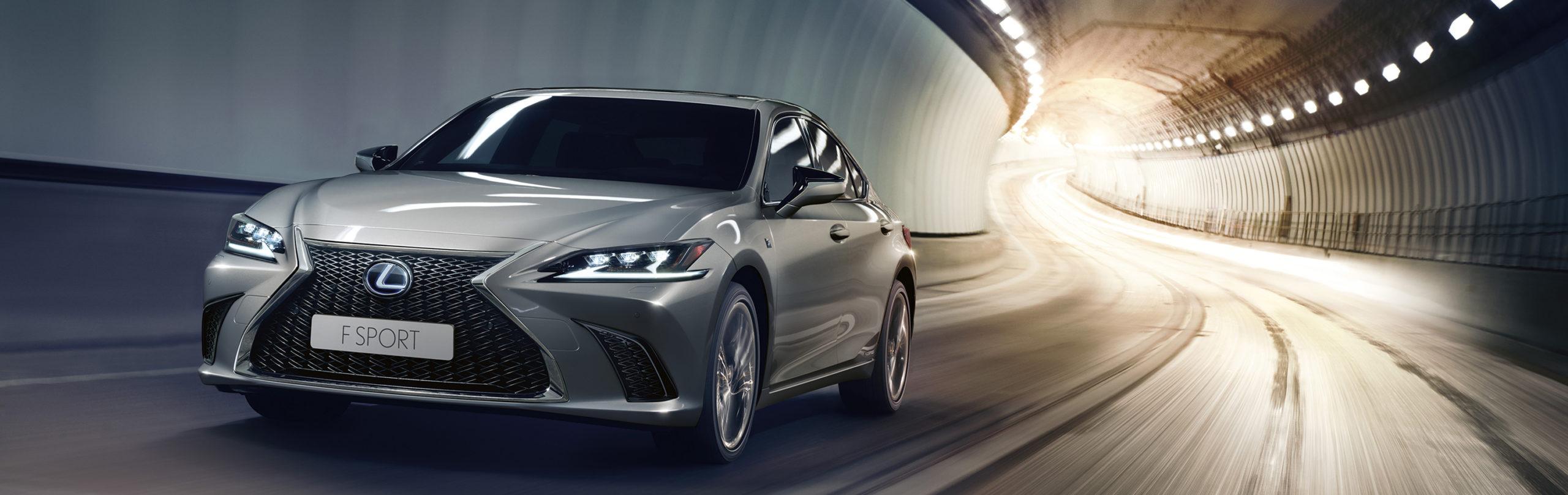 Lexus apuesta por la tecnología híbrida como motor de sus vehículos