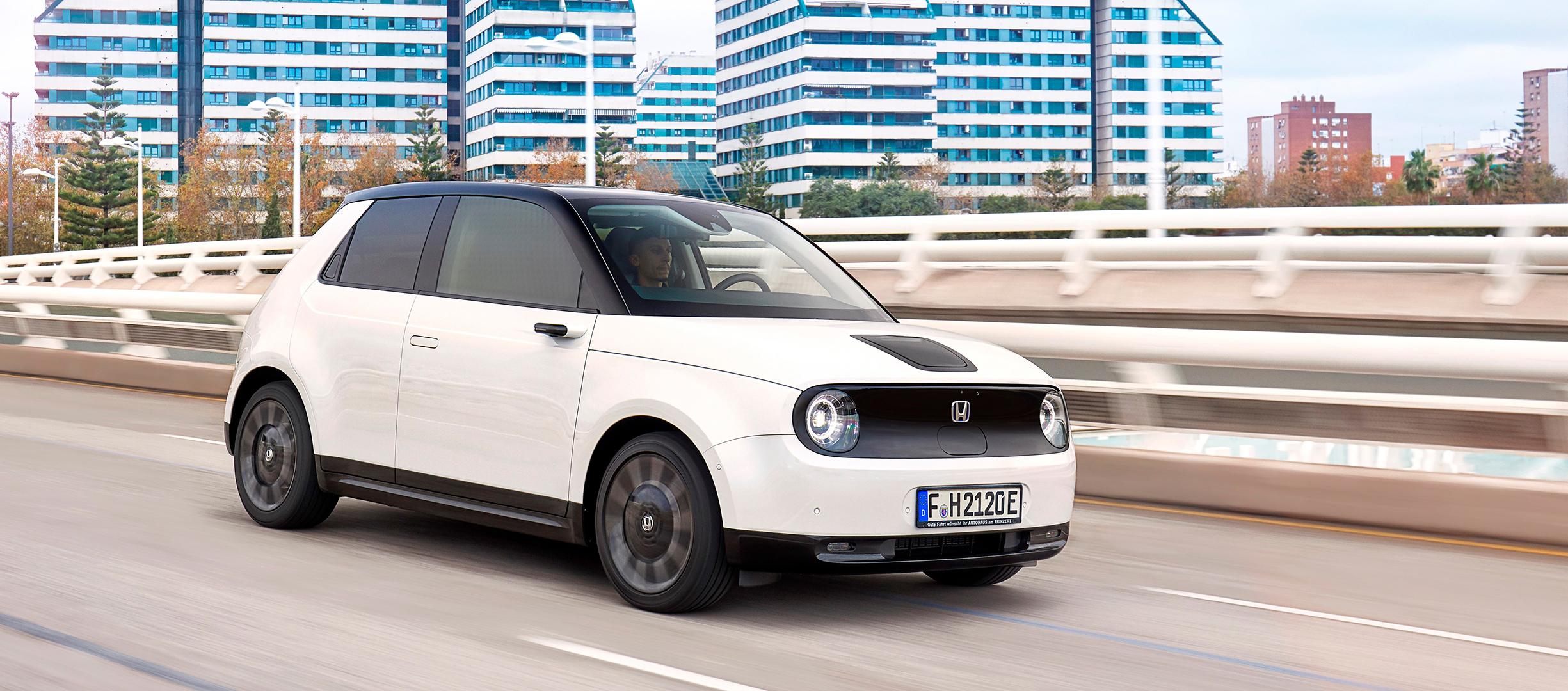 Nuevo Honda e 2020