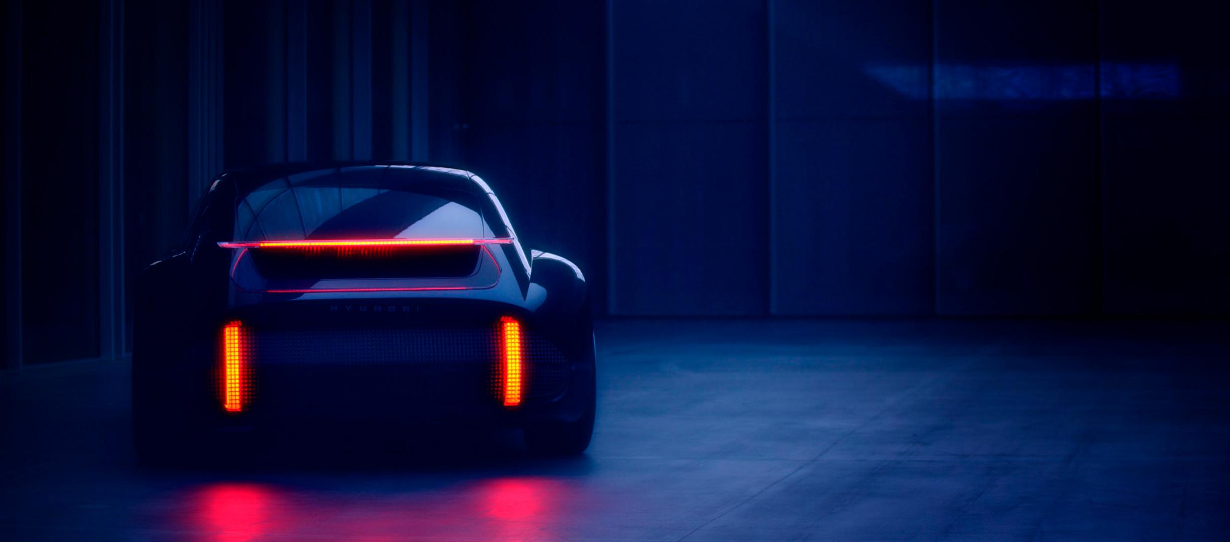 Hyundai Prophecy Concept EV en el Salón de Ginebra