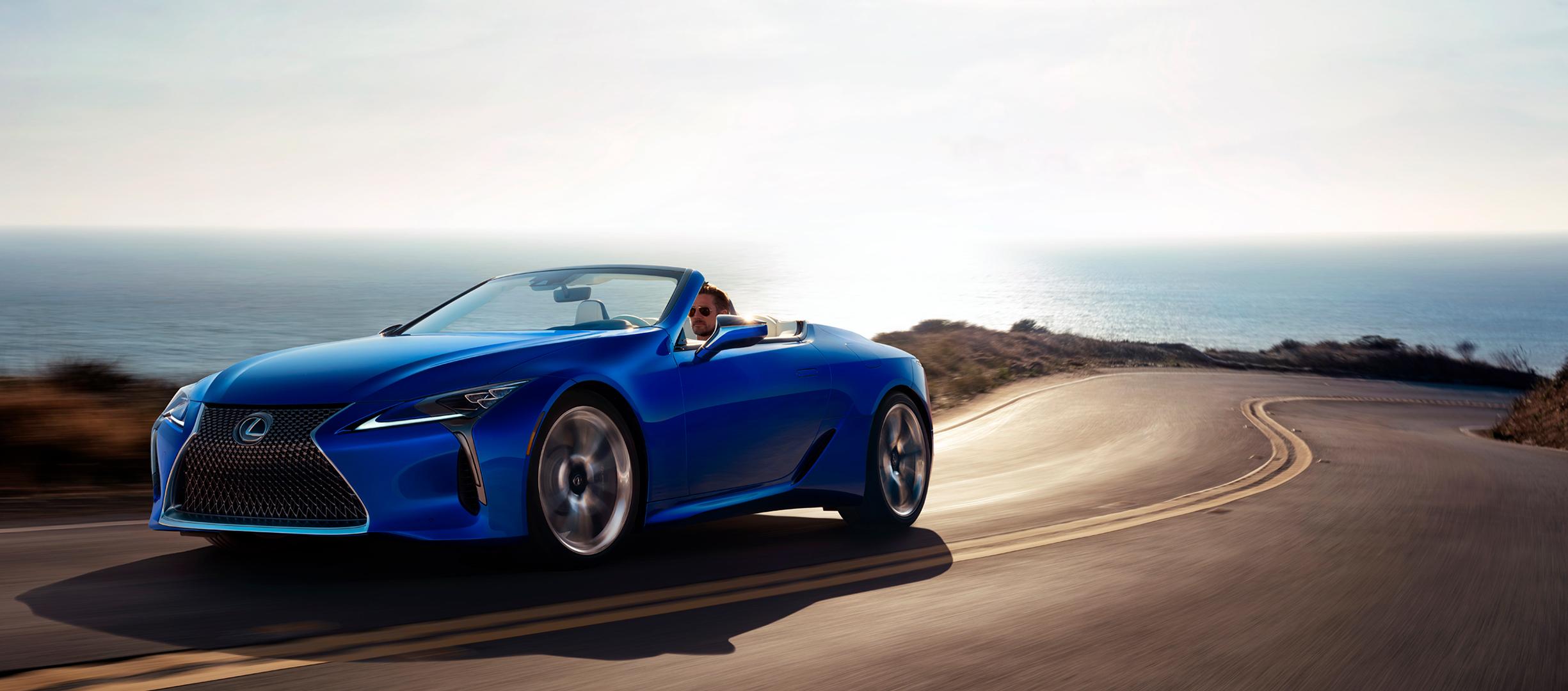 Lexus en el Salón de Automóvil de Ginebra