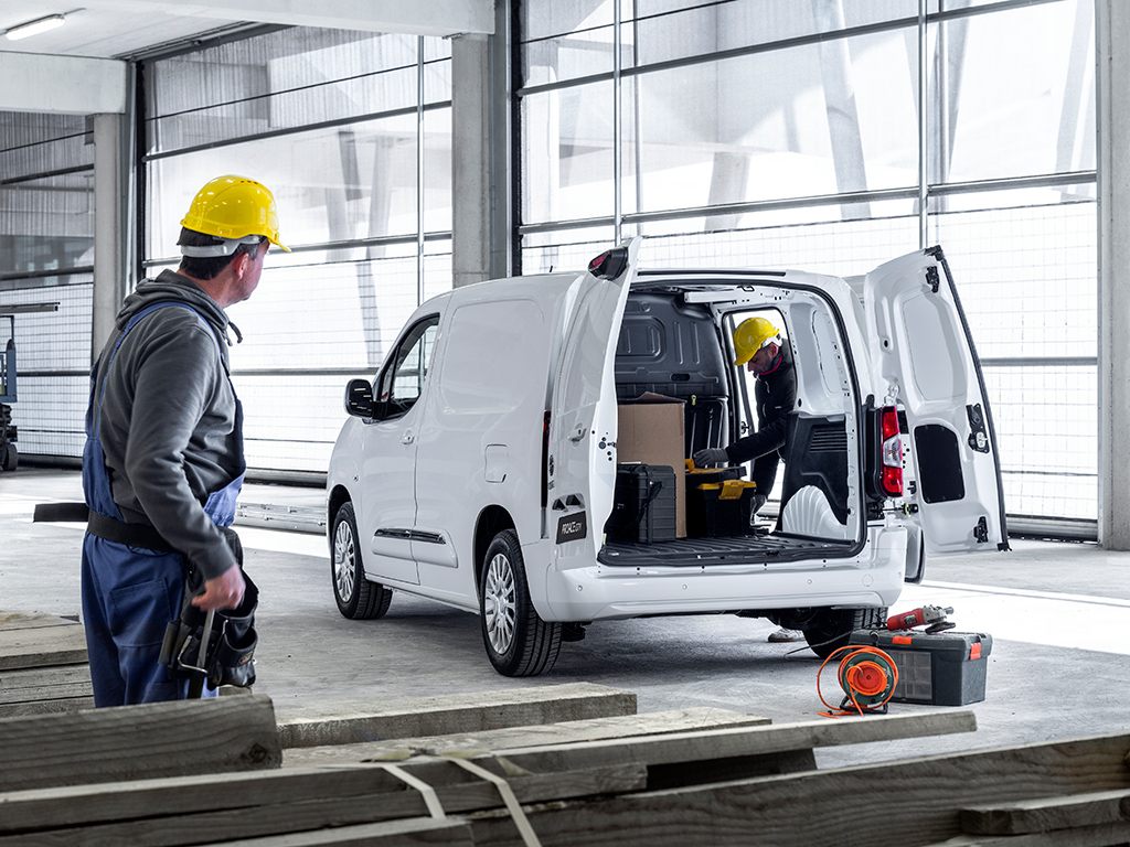 Toyota España inicia la preventa del Toyota PROACE CITY