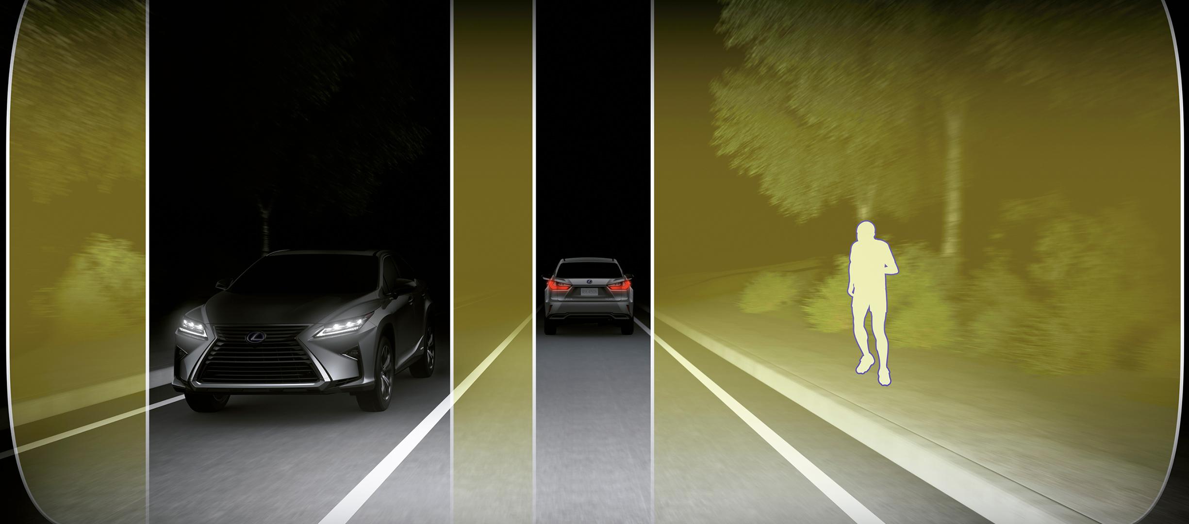 Lexus y su obsesión por la seguridad